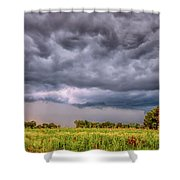 Storm2 Shower Curtain