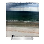 Storms A Coming Shower Curtain