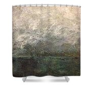 Storms Of Sanur Shower Curtain