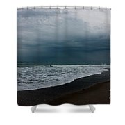 Storms Rolling In Shower Curtain