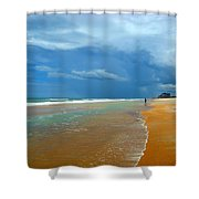 Stormy Day Ormond Shower Curtain