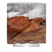 Stormy Weather 4 Shower Curtain