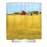 Storybook Farm Shower Curtain