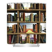 Storyworld Shower Curtain