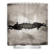 St.petersburg #303 Shower Curtain