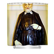 St.philip Neri Shower Curtain
