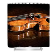 Stradivarius In Sunlight Shower Curtain