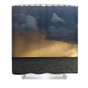 Strait Of Messina IIi Shower Curtain
