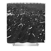 Strand #4 - Beach #4 Shower Curtain