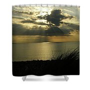 Strandhill Co Sligo Ireland Shower Curtain