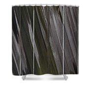 Strange Illusion Shower Curtain