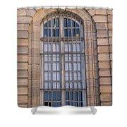 Strasbourg Window 08 Shower Curtain