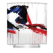 Strawberry Fields, Vol.1 Shower Curtain