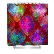 Strawberry - Food Pattern Shower Curtain