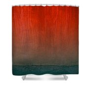 Streaked Shower Curtain
