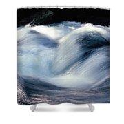 Stream 1 Shower Curtain