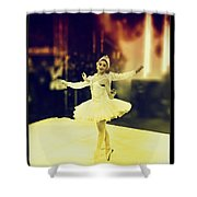 Street Dancers Shower Curtain