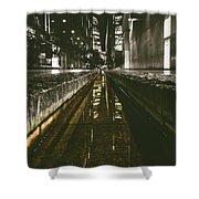 Street Level - 2016/us/03 Shower Curtain