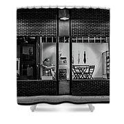 Street Level Shower Curtain