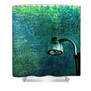Street Light Shower Curtain