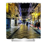 Street  Shower Curtain
