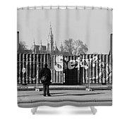 Street Series #3 Shower Curtain