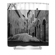 Street Within A Street Shower Curtain