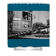 Streetcar 948 Shower Curtain