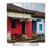 Streets Of Ataco 2 Shower Curtain