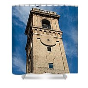 Streets Of Cesena 8 Shower Curtain