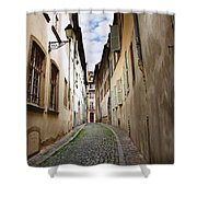 Streets Of France Shower Curtain