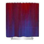 Stripes 842 Shower Curtain