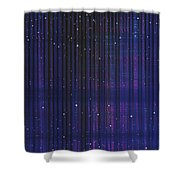 Stripes 865 Shower Curtain