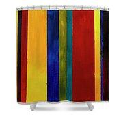 Stripes I Shower Curtain