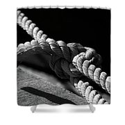 Strong As Ever Shower Curtain by Susanne Van Hulst