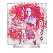 Strong Women 1 Shower Curtain