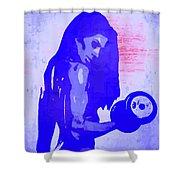 Strong Women 5 Shower Curtain