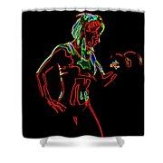 Strong Women 6 Shower Curtain