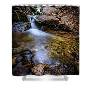 Strongs Canyon Shower Curtain