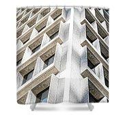 Structured 28 Shower Curtain