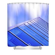 Structured 44 Shower Curtain