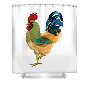 Strut Your Stuff - 6 Shower Curtain