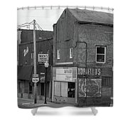 Struthers, Ohio Shower Curtain