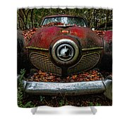 Studebaker Commander Shower Curtain