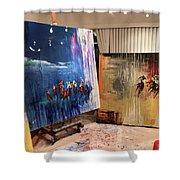 Studio Shower Curtain