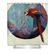 Study For Polly 1923 Shower Curtain
