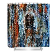 Stump Revealed Shower Curtain