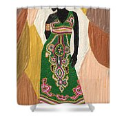 Style  4 Shower Curtain