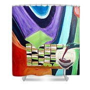 Style Shower Curtain