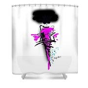 Stylish In St Petersburg Shower Curtain